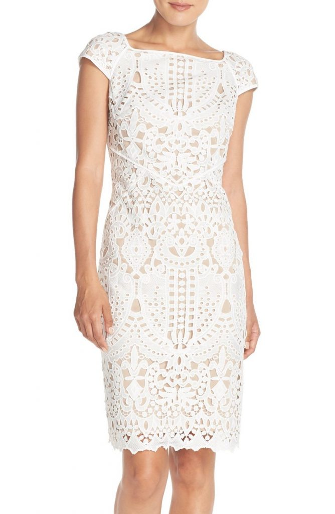 lace-white-dress