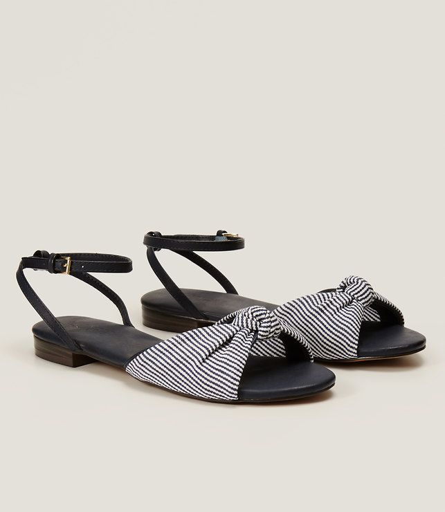 striped-knotted-ankle-strap-sandals