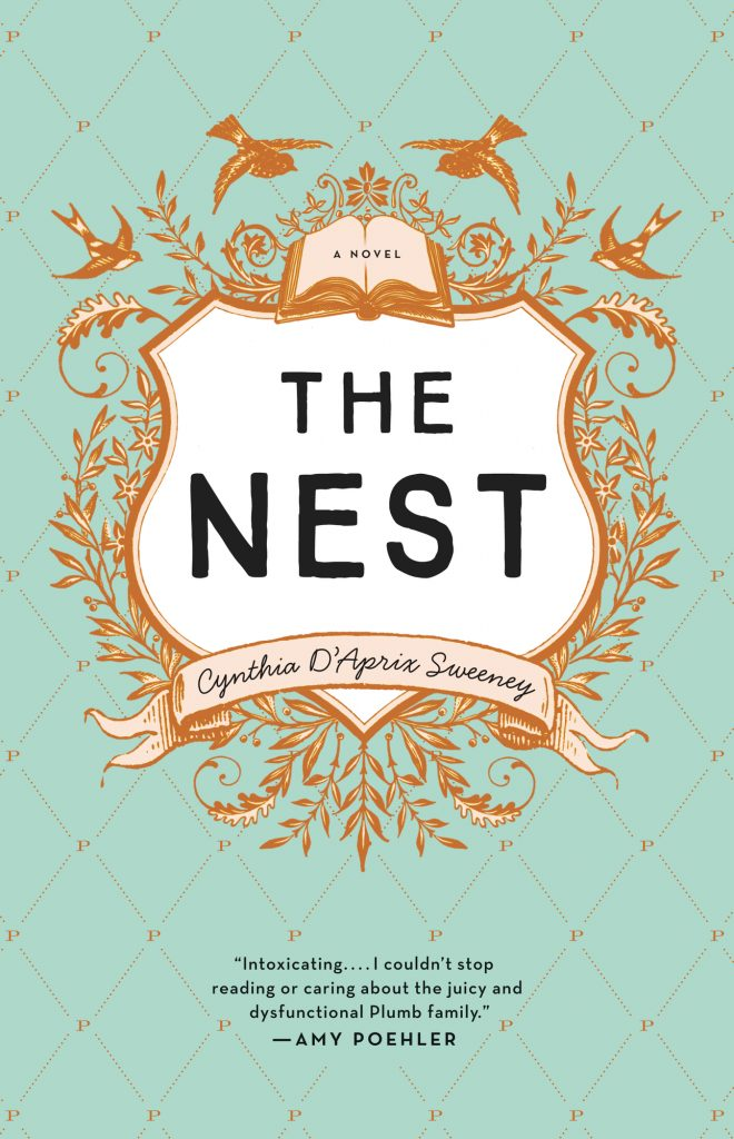 the-nest-cynthia-daprix-sweeney-book-cover