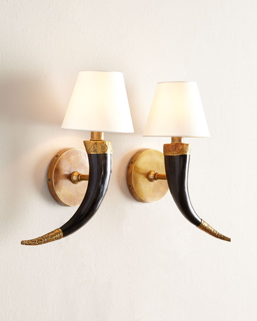 diana-horn-sconces