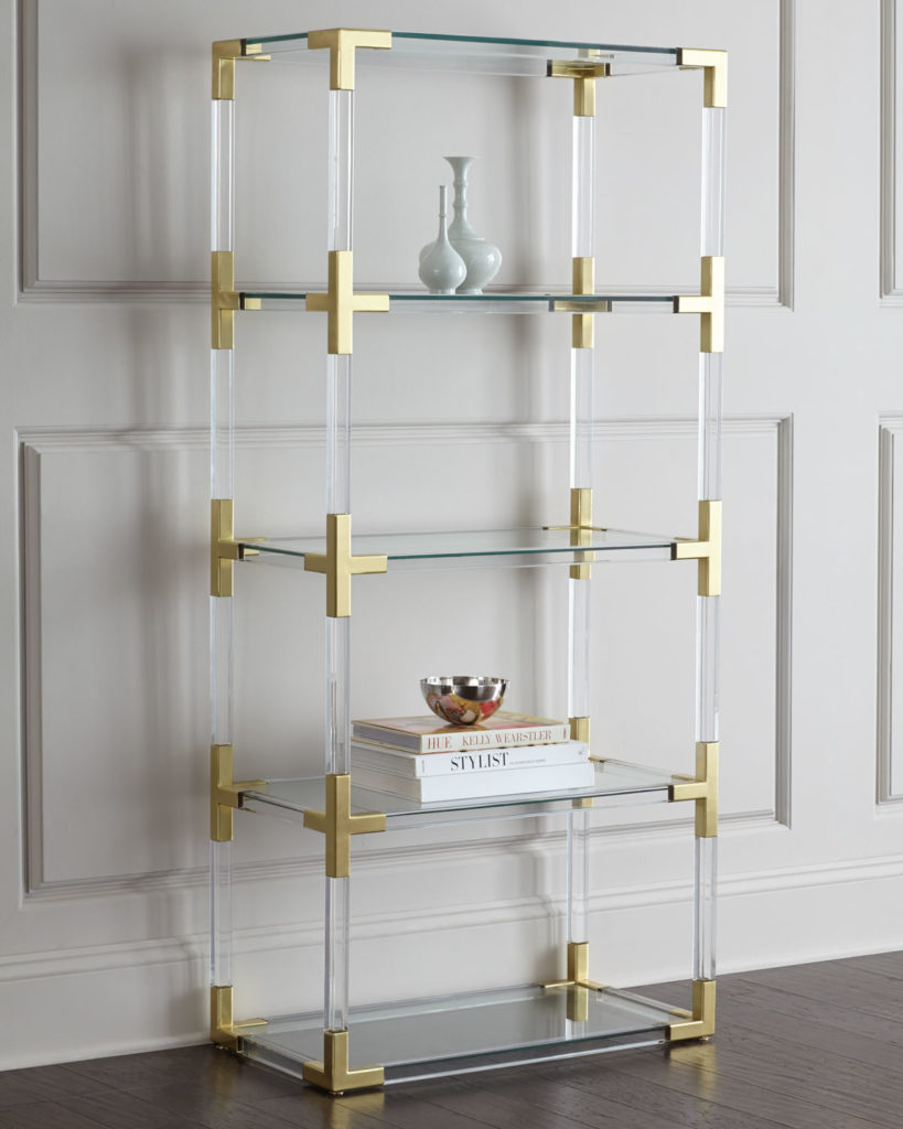 jacques-lucite-and-brass-etagere