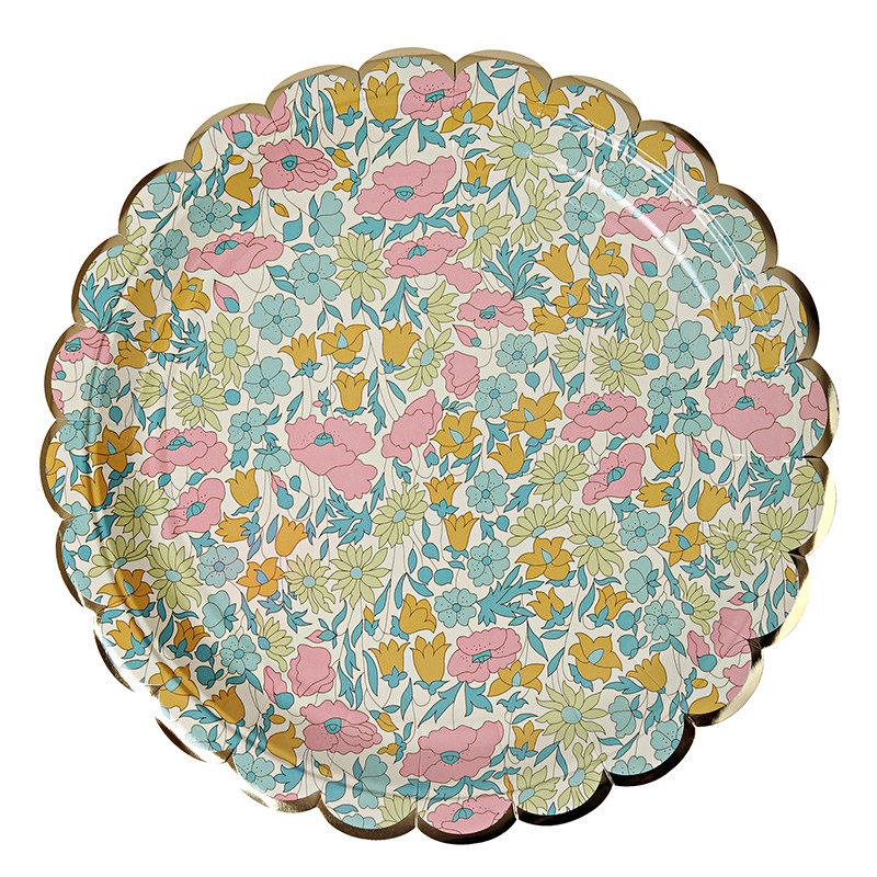 liberty-london-floral-scalloped-paper-party-plate