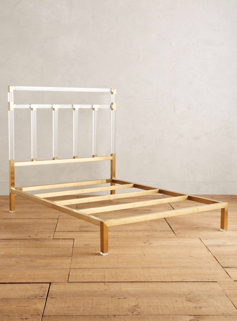 lucite-bed