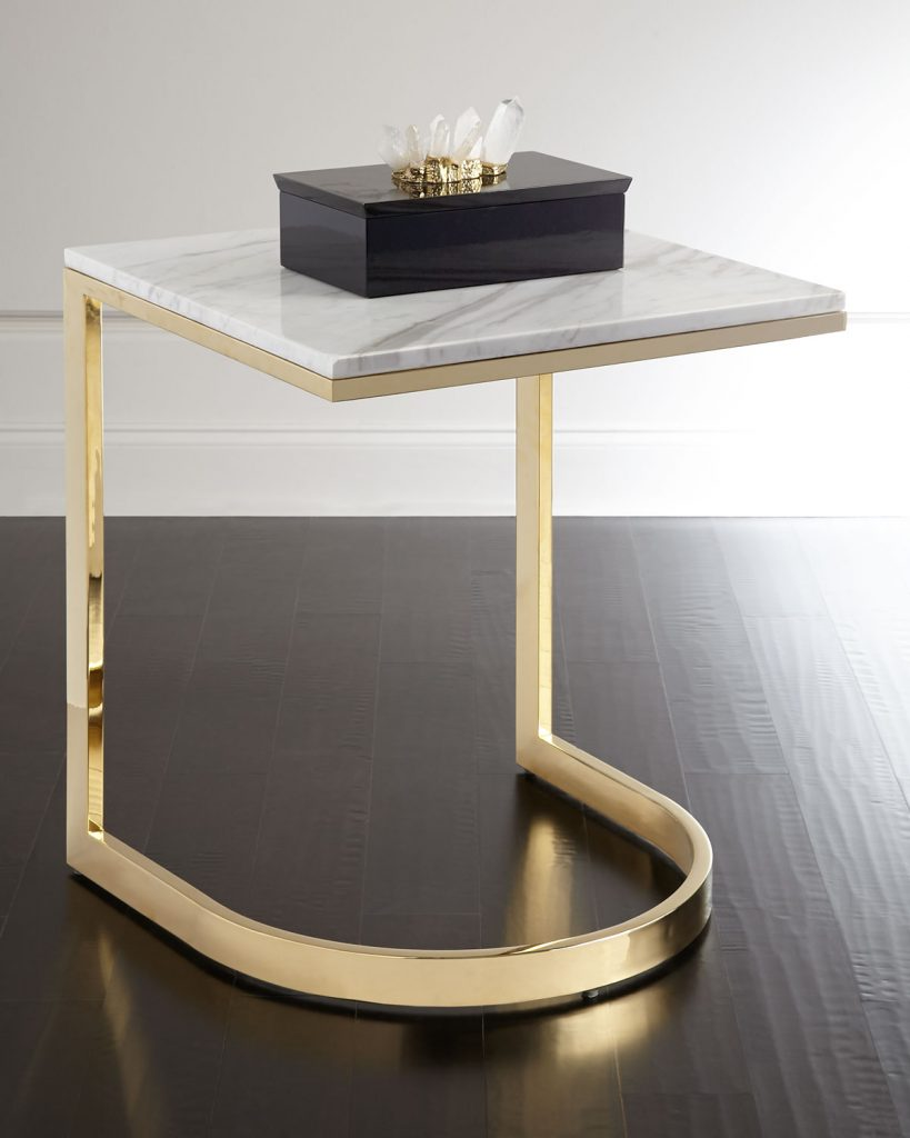 marble-end-table