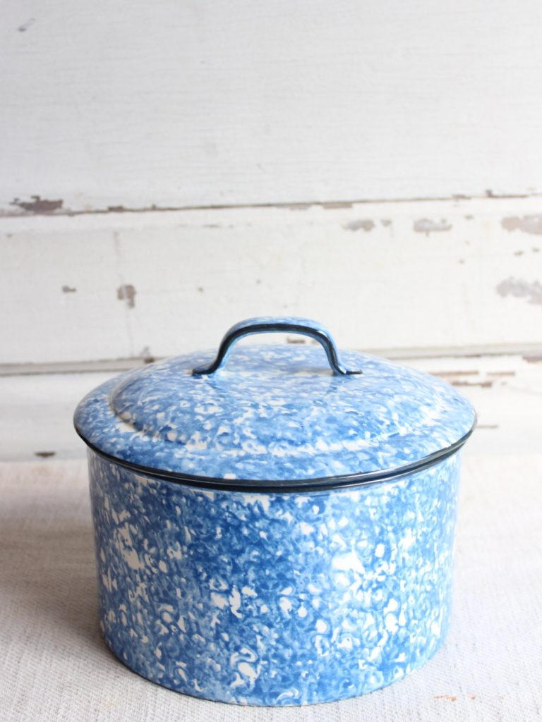 Superbe Vintage Spongeware Etsy. Picked Home