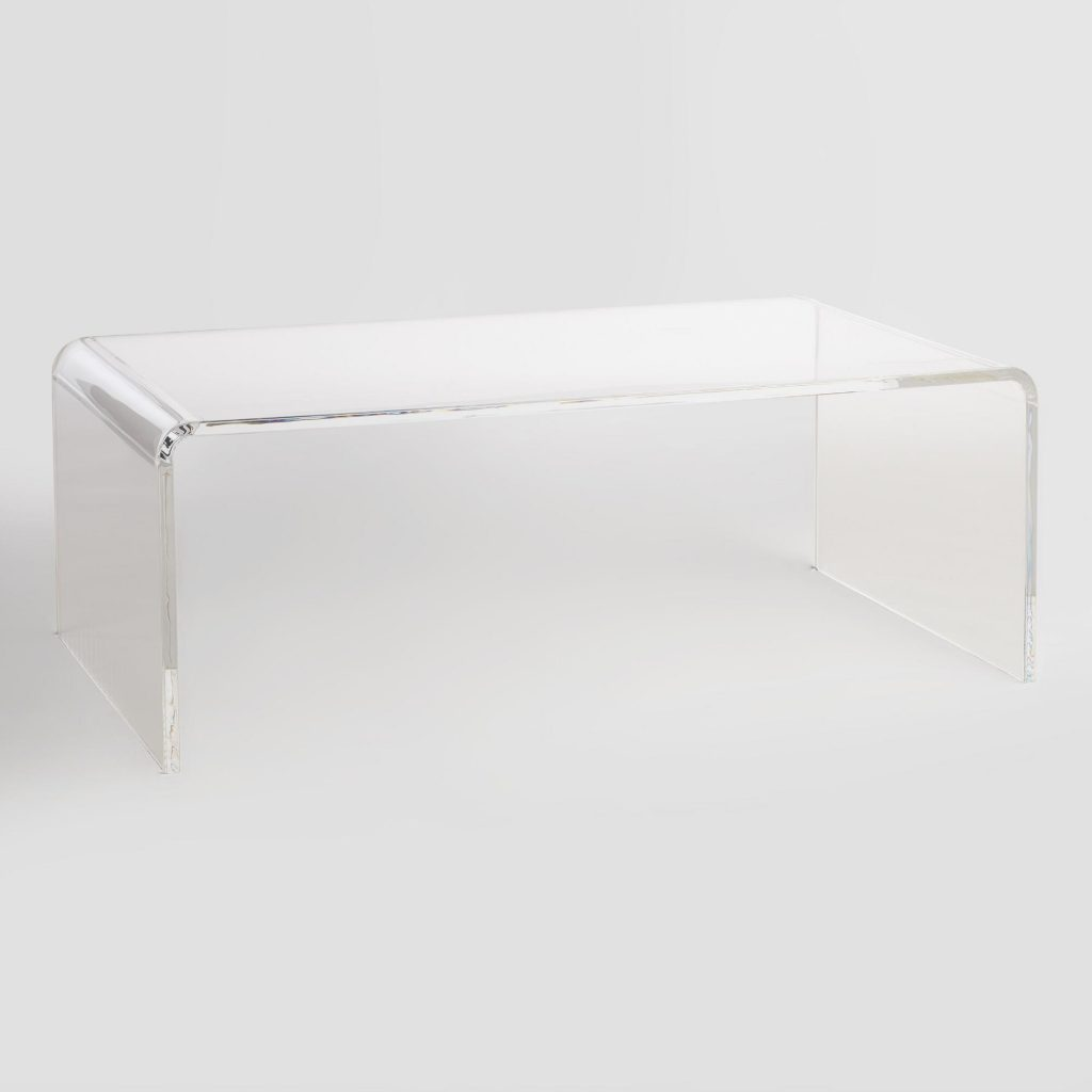 acrylic-lucite-coffee-table