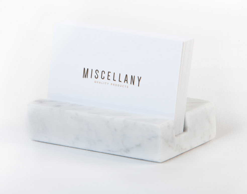 marble-business-card-holder