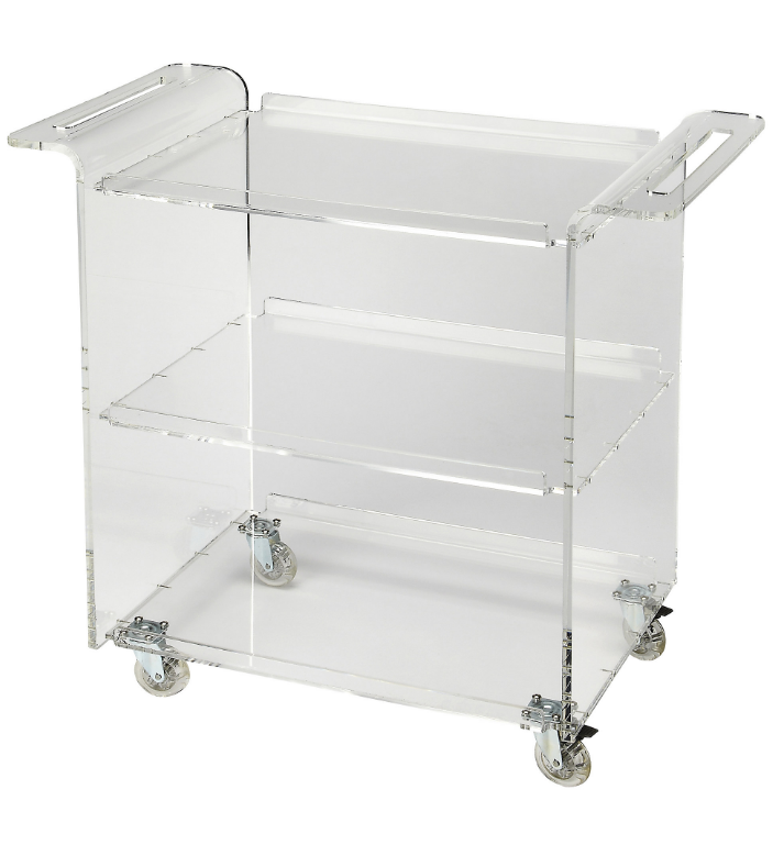 acrylic-rolling-bar-cart-lucite