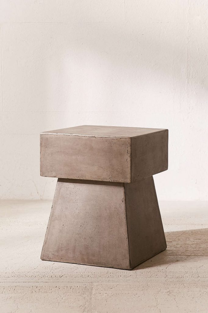 concrete-side-table