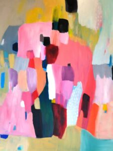 Artist Spotlight: Abstracts by Reina Abelshauser