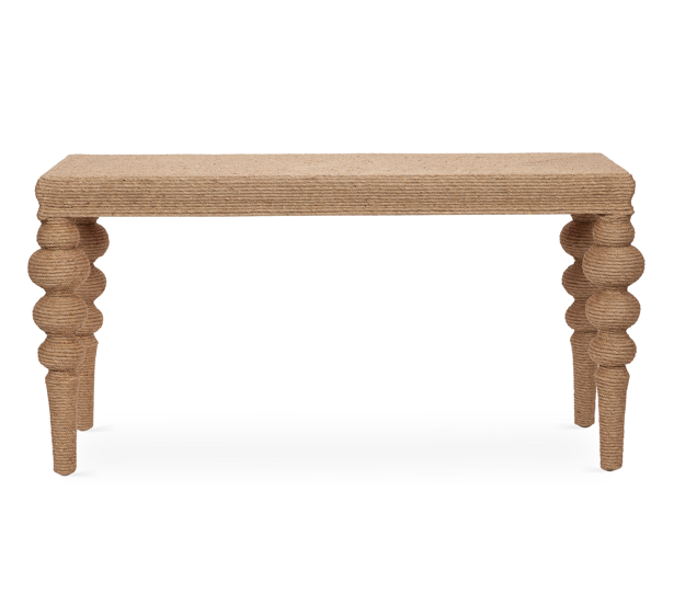 rope-turned-leg-console-table