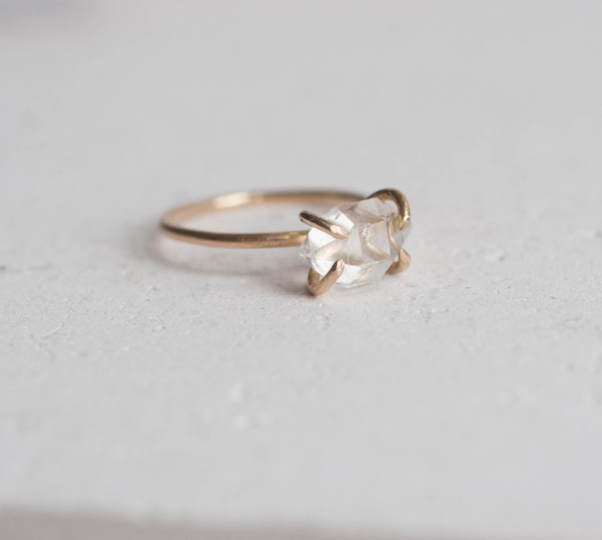solitaire-diamond-ring-etsy-gold
