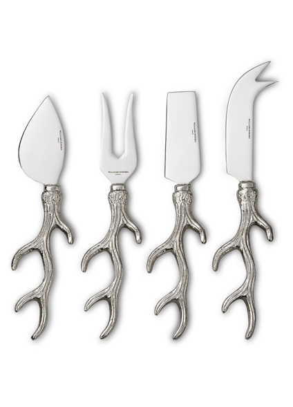antler-cheese-knives-tool-set
