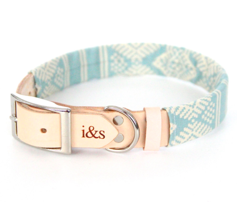 blue-textile-dog-collar