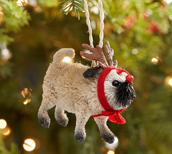 bottle-brush-pug-ornament