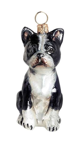 glass-dog-ornament-boston-terrier