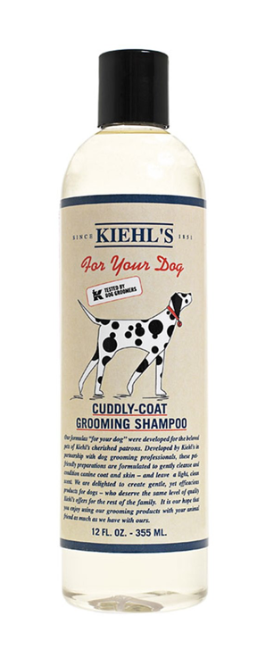 kiehls-cuddly-coat-grooming-dog-shampoo