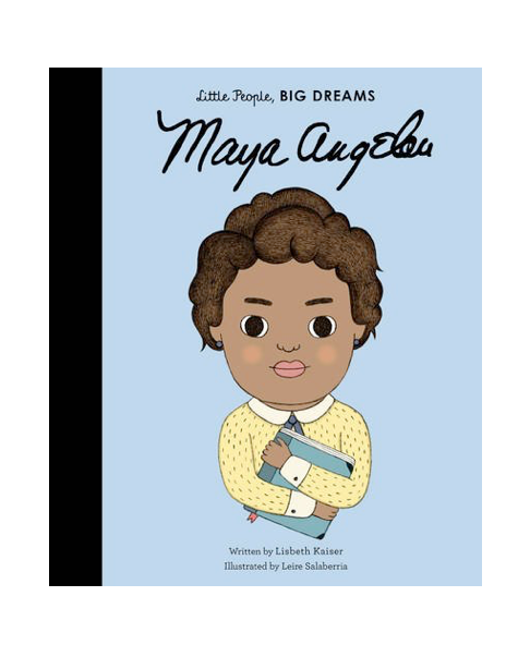 little-people-big-dreams-maya-angelou-book-cover
