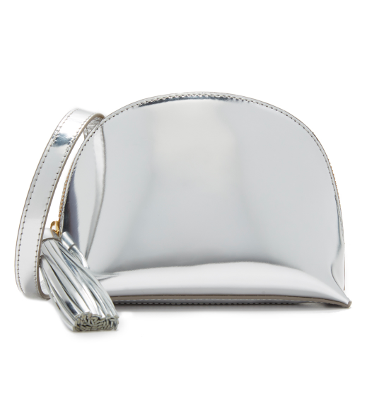 metallic-cross-body-pouch