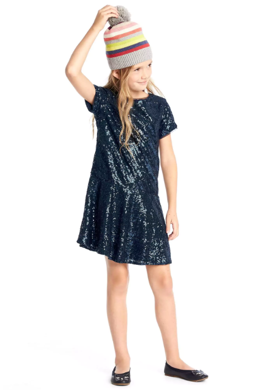 navy-sequin-dress
