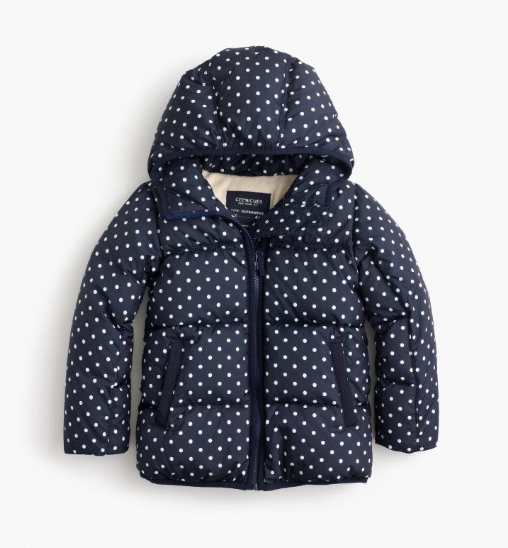polka-dot-puffer-jacket