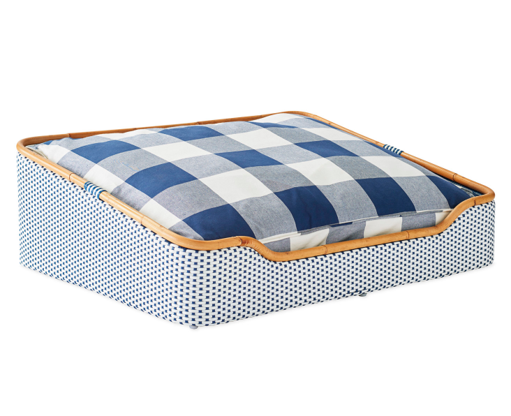 riviera-rattan-gingham-dog-bed-serena-lily