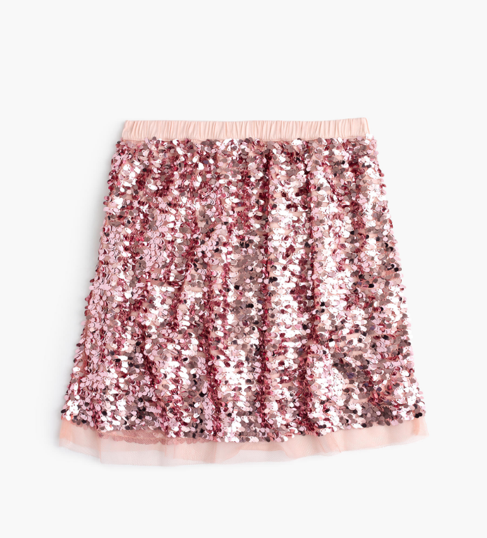 sequin-tulle-skirt