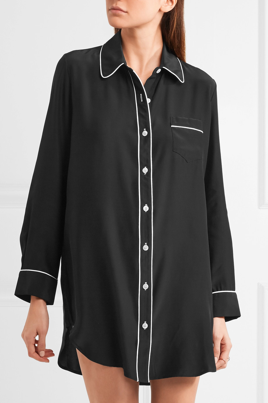 silk-satin-night-shirt-piping-pajamas