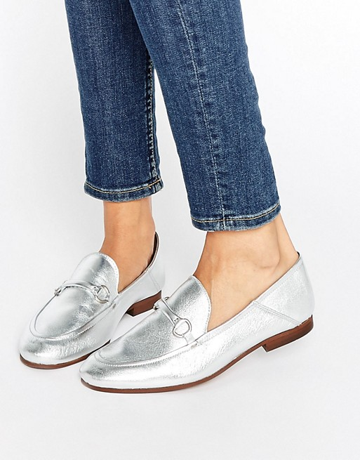 silver-leather-loafers