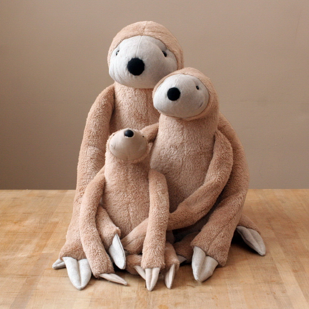 sloth-plush-stuffed-animals