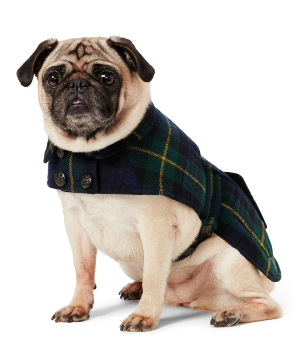 tartan-wool-blend-dog-coat