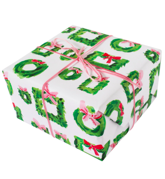 christmas-wreath-gift-wrap