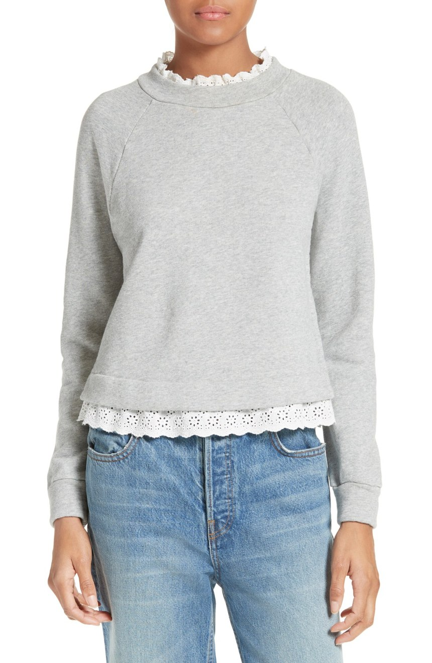 french-terry-pullover-with-eyelet-trim