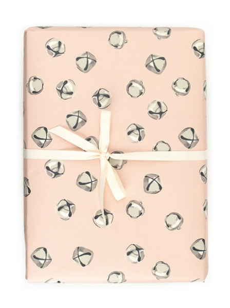 jingle-bells-pink-gift-wrapping-paper-christmas