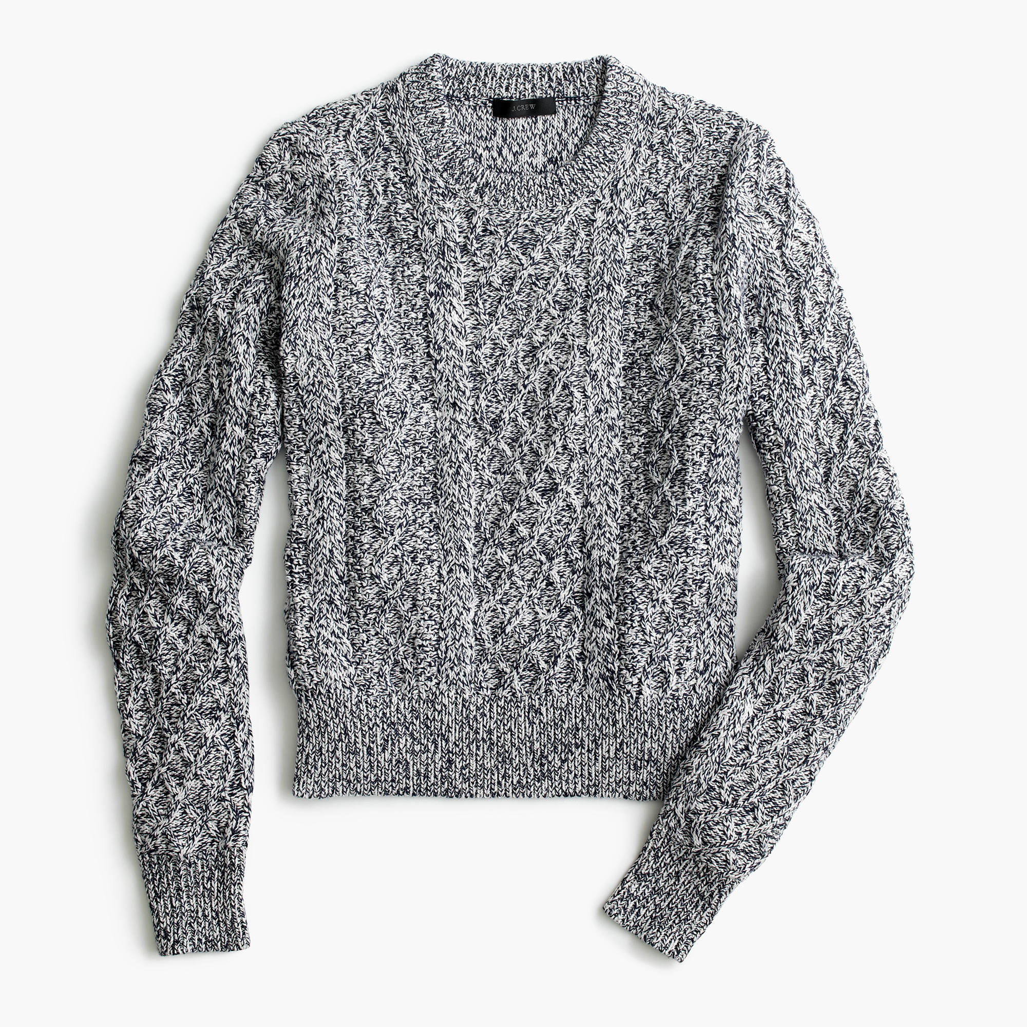 marled-cable-crew-sweater