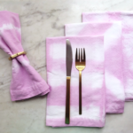 Best of Etsy: Shibori Linens by Flora Poste Studio