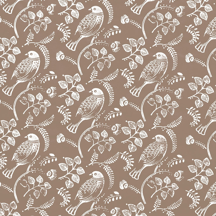 turtle-doves-wrapping-paper