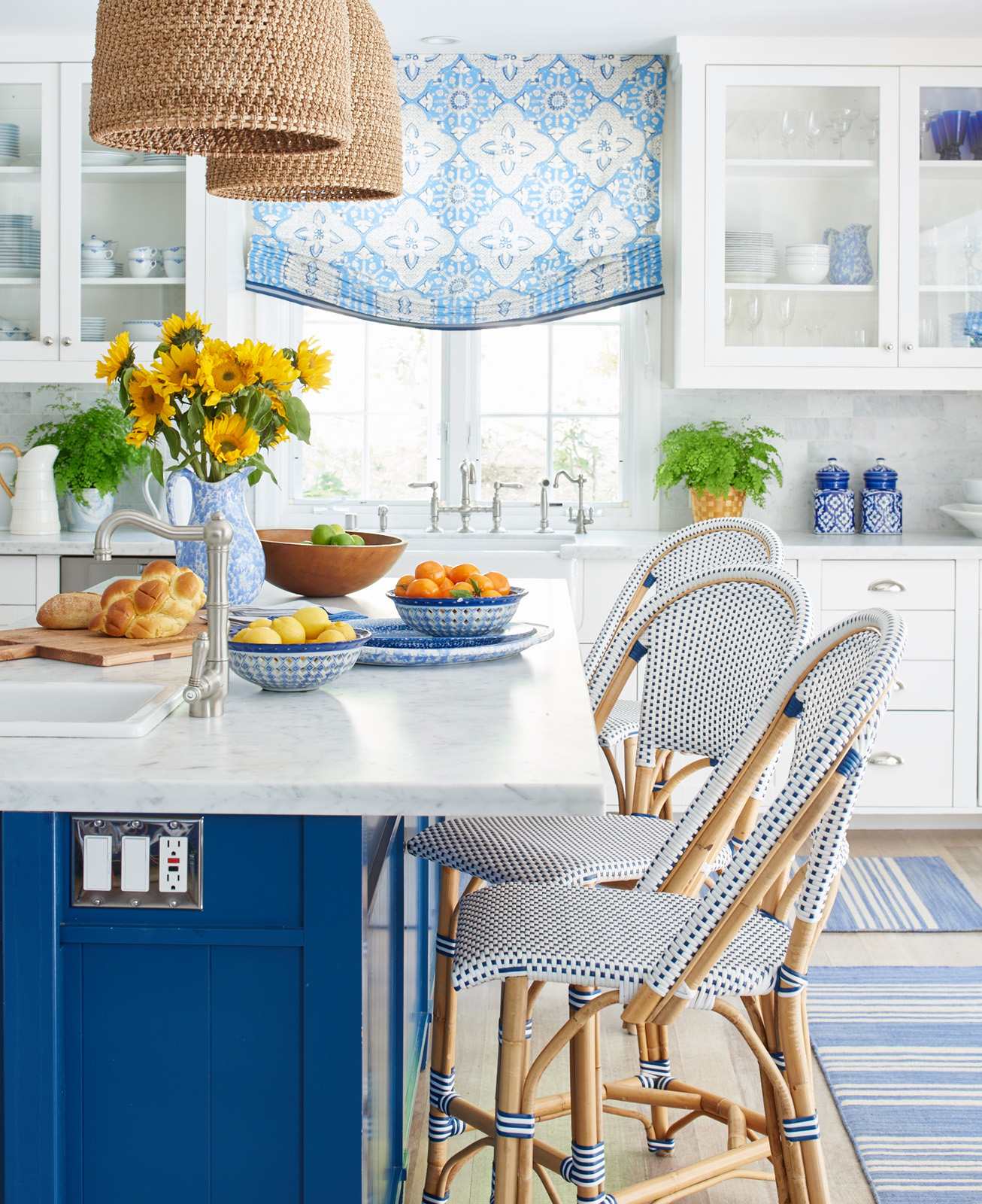 Interior Design Hall And Kitchen: Design Crush: Mark D. Sikes