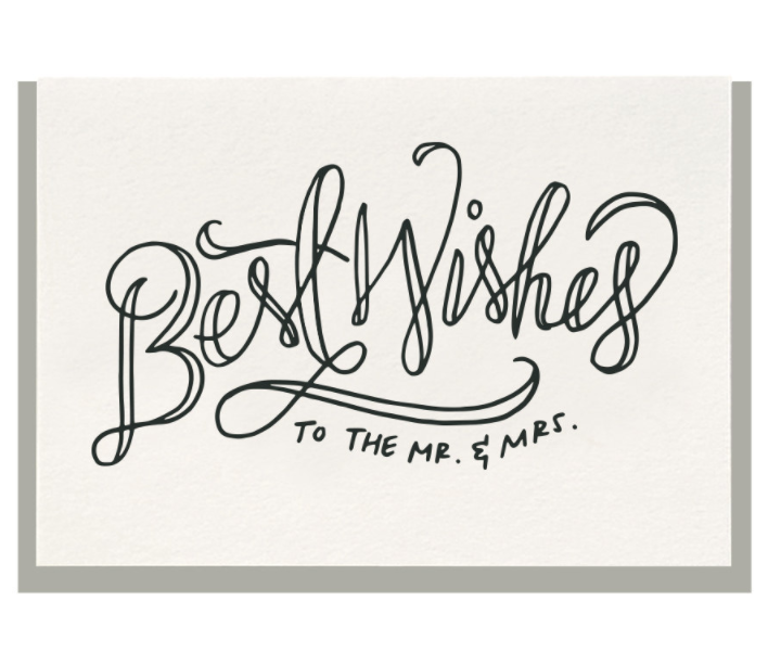 the best wedding engagement cards on etsy katie considers