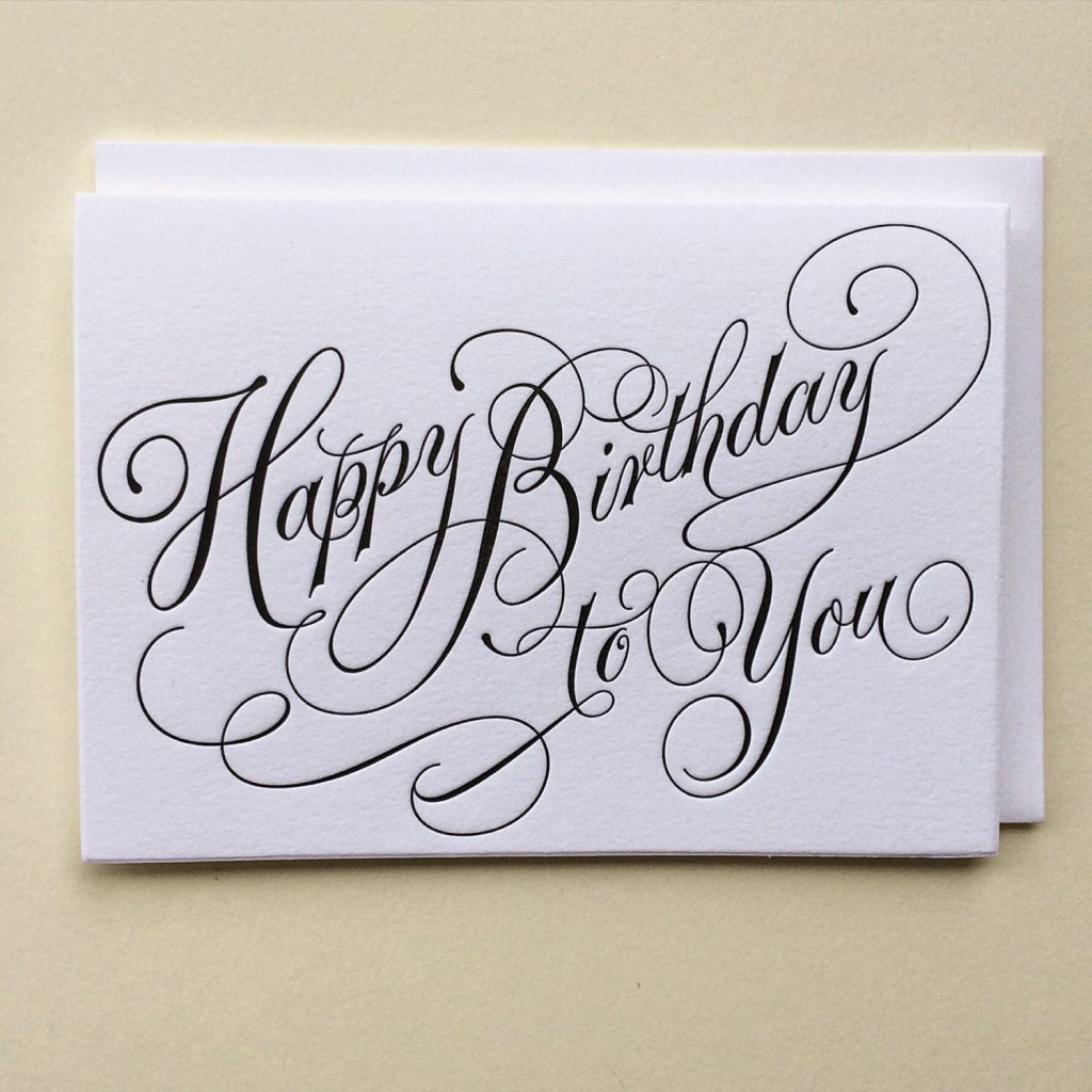 The best birthday cards on etsy neo trad