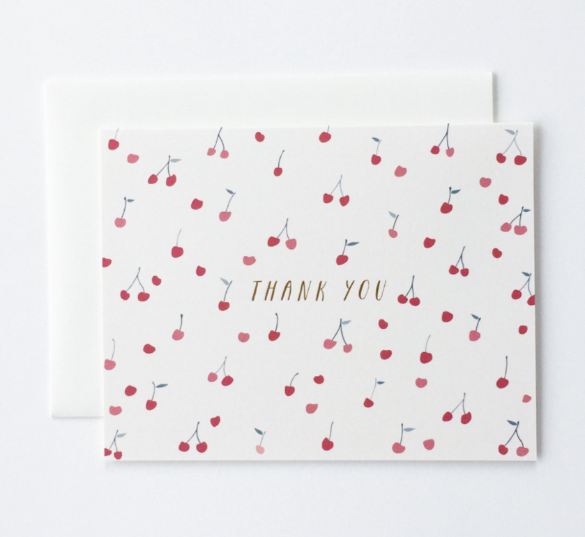 The Best Thank You Cards On Etsy Katie Considers