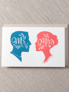 The Best Wedding + Engagement Cards on Etsy
