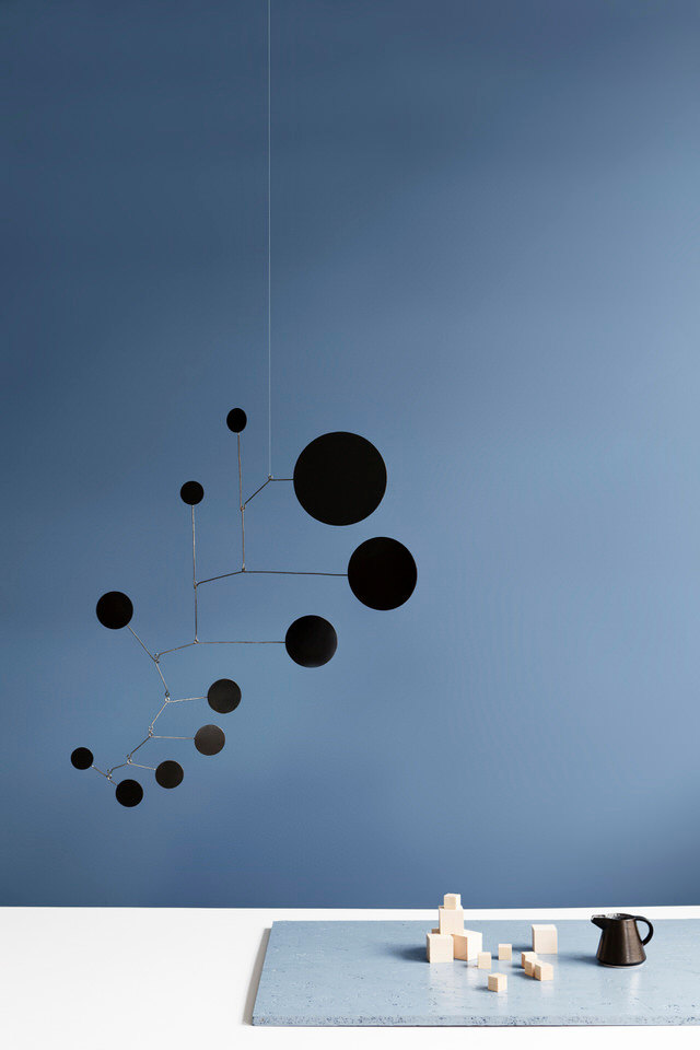 Best of Etsy: Brass Mobiles by Lappalainen