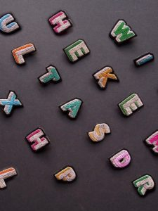 Macon & Lesquoy Embroidered Jewels