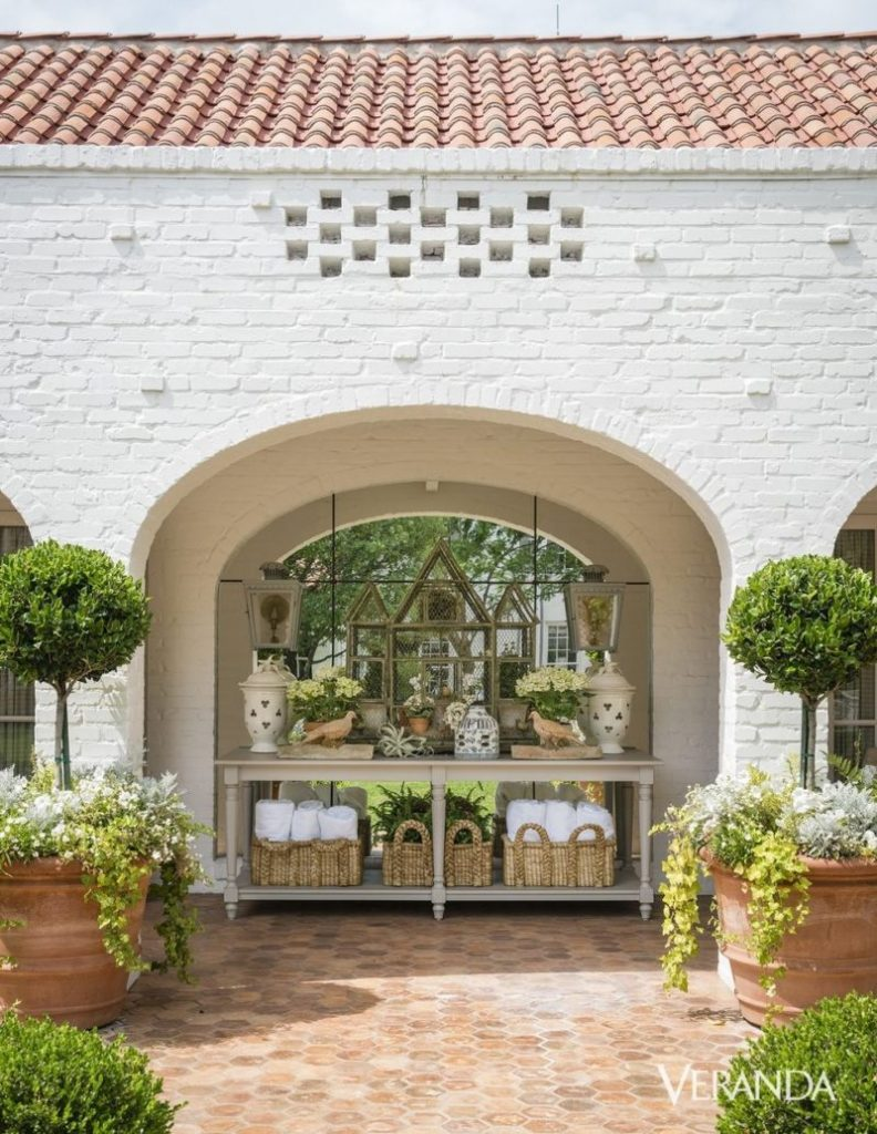 A stunning spanish colonial in dallas katie considers for Spanish style homes for sale in dallas tx