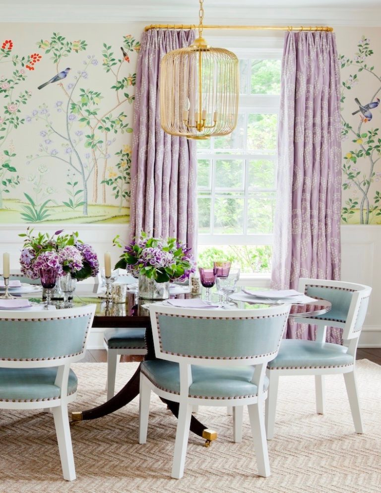 Cheerful Wallpaper and Organic Patterns by Ashley Whittaker