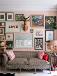 Rita Konig's Charming London Home