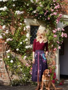 Claudia Schiffer's English Country House