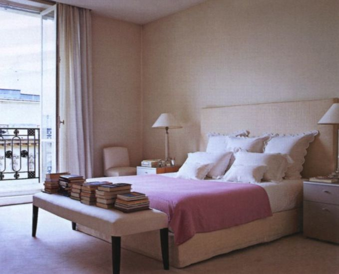 And Previously Published Images Of Lee S Parisian Apartment