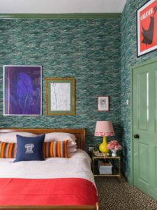 Luke Edward Hall's Bedroom Makeover